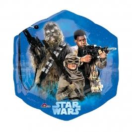 Globo de Foil Star Wars El Despertar de la Fuerza 53 cm