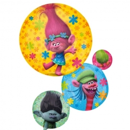 Globo de Foil Trolls Extra Grande