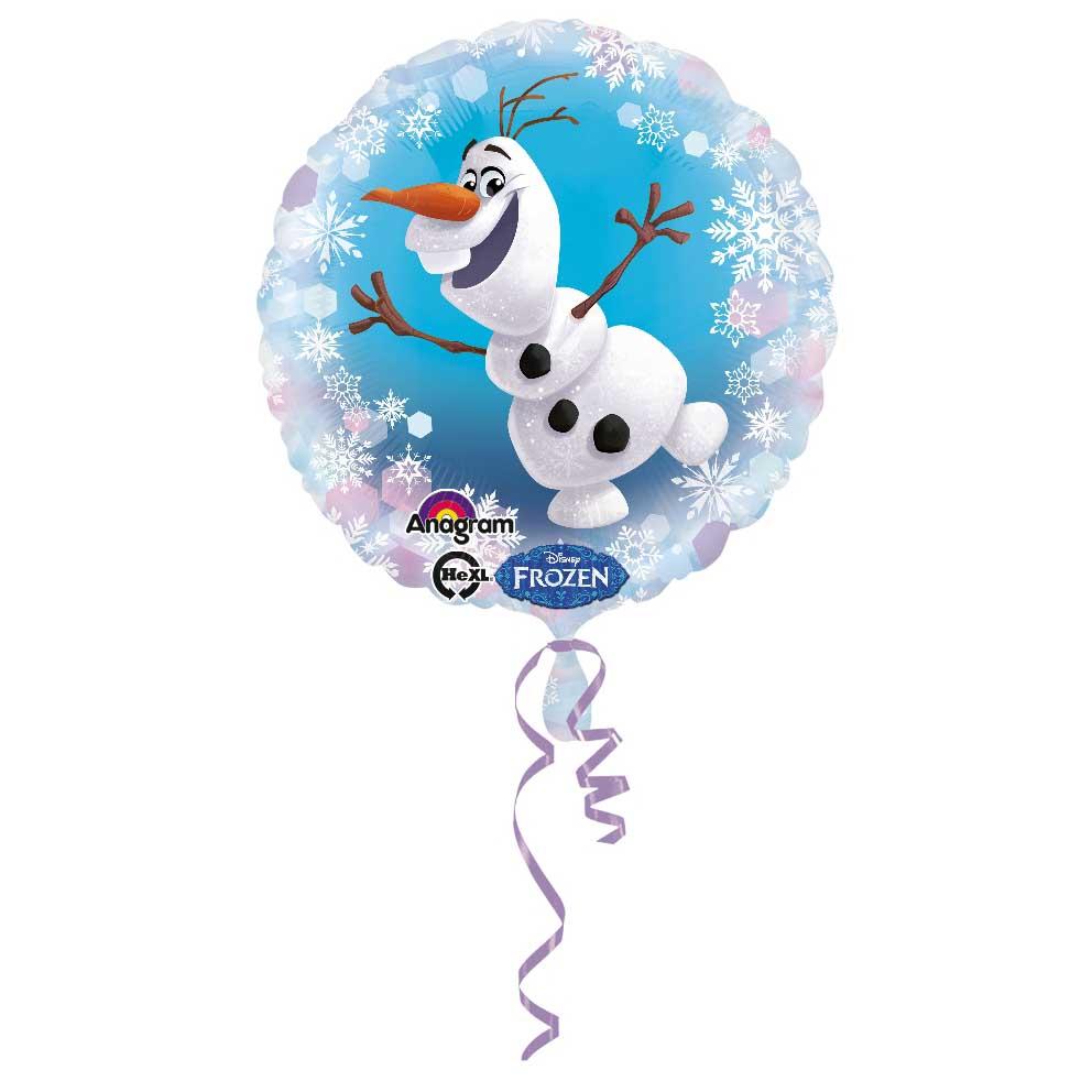 Globo de Frozen Olaf 45cm