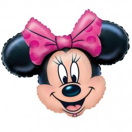 Globo de Mickey Mouse de 69 x 53 cm