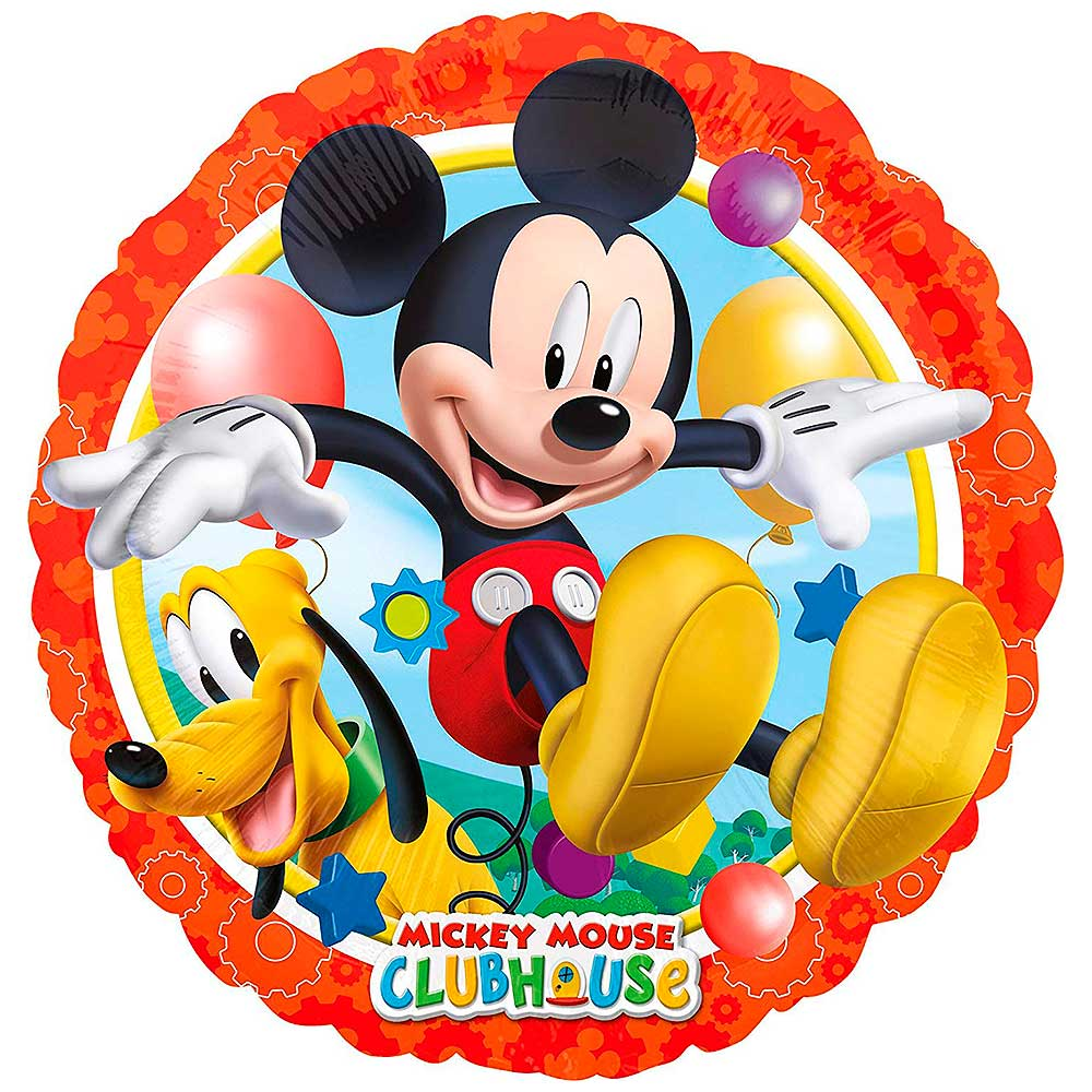 Globo de Mickey y Pluto