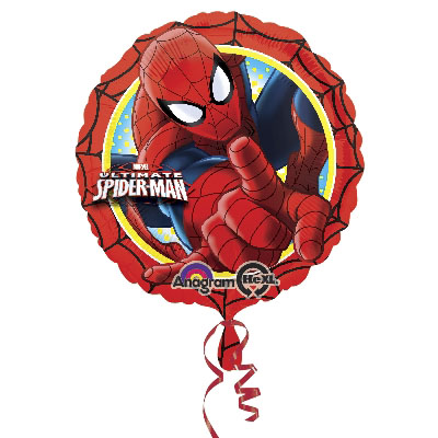 Globo de Spiderman 45 cm