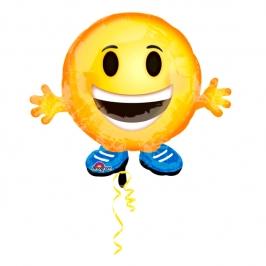 Globo Emoji con Zapatos 53 cm