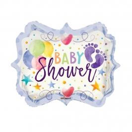Globo Foil Baby Shower 45 cm