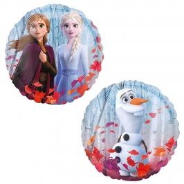 Globo Foil Frozen 43 cm