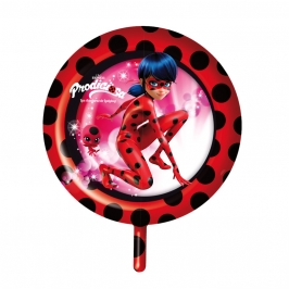 Globo Foil Ladybug 22cm