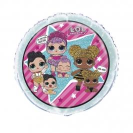 Globo Foil LOL Suprise! 45 cm