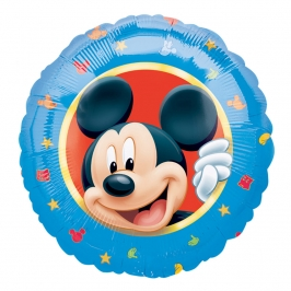 Globo Foil Mickey Mouse Clubhouse 43 cm