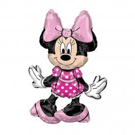 Globo Foil Minnie Mouse Sitter 48 cm