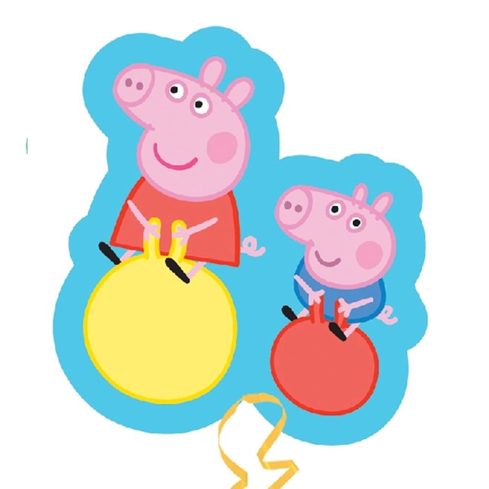 Globo foil Peppa Pig