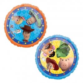 Globo Foil Personajes Toy Story 43 cm