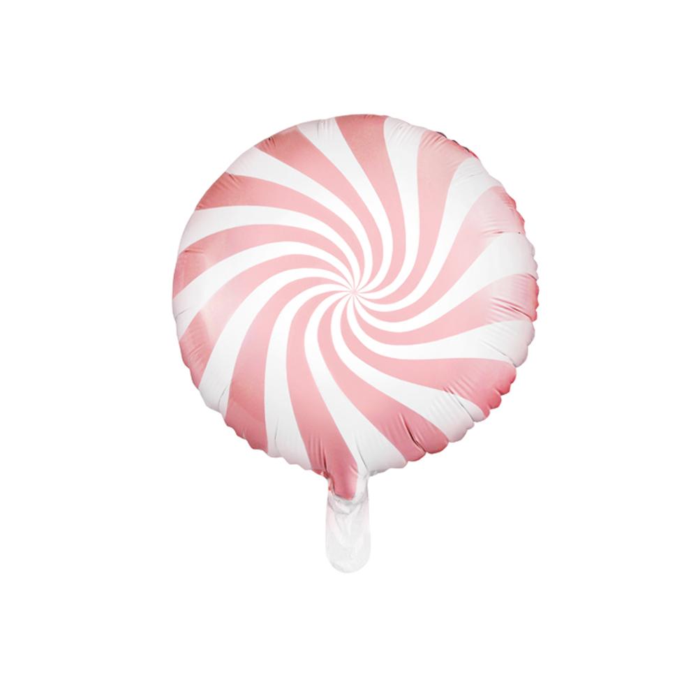 Globo Foil Redondo Rosa