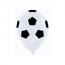 Pack 12 Globos Balón de Fútbol