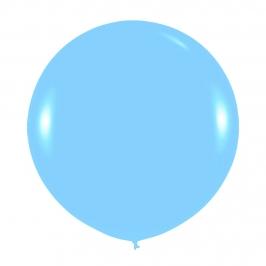 Globo Gigante Azul Celeste 60 cm