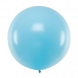 Globo Gigante Azul Claro 1 m
