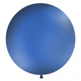Globo Gigante Azul Marino 1 m
