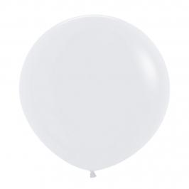 Globo Gigante Blanco 60 cm