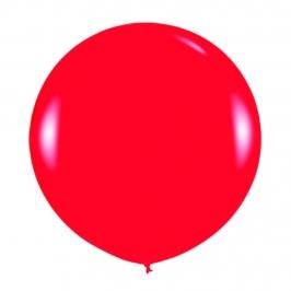 Globo Gigante Rojo 60 cm