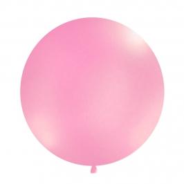 Globo Gigante Rosa Pastel 1 m