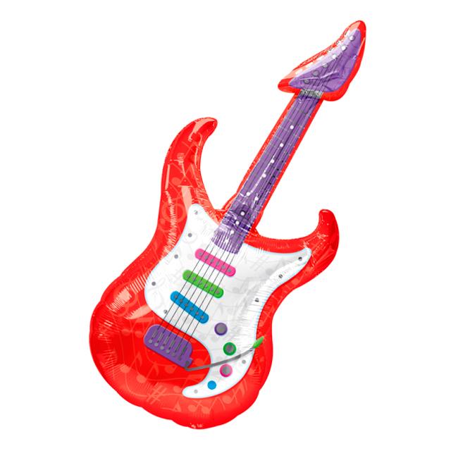 Globo Guitarra Eléctrica 104 Cm