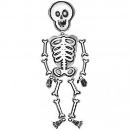 Globo Halloween esqueleto gigante 190cm