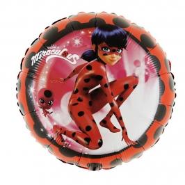 Globo Ladybug 45 cm