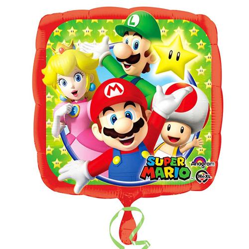 Globo Mario Bros 42cm