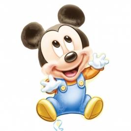 Globo Mickey Bebé