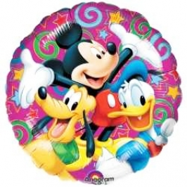 Globo Mickey Mouse 45 cm