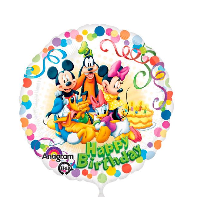 Globo Mickey Mouse 45cm