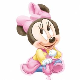 Globo Minnie Bebé