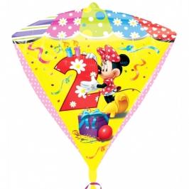 Globo Minnie Mouse número 2