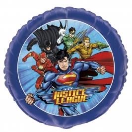 Globo Redondo Liga de la Justicia 45 cm