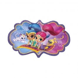 Globo Shimmer and Shine 68 cm