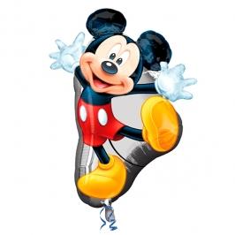 Globo Silueta Mickey 78 cm
