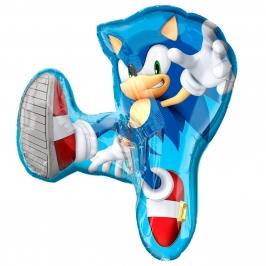 Globo Silueta Sonic 83 cm