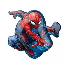 Globo Silueta Spiderman 73 cm