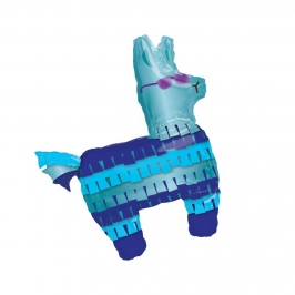 Globo Foil Battle Royale Llama 86 cm