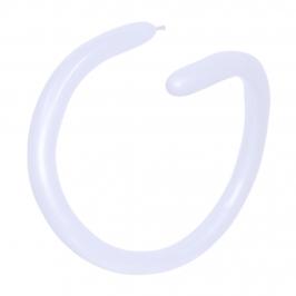 Globos alargados para globoflexia Blanco 260S