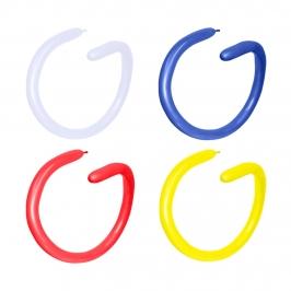 Globos Alargados para globoflexia colores surtidos 160S