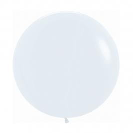 Globos Blancos 60 cm 10 uds