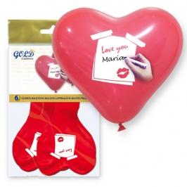 Globos personalizables Corazón