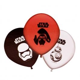 Globos Star Wars 8 Unidades