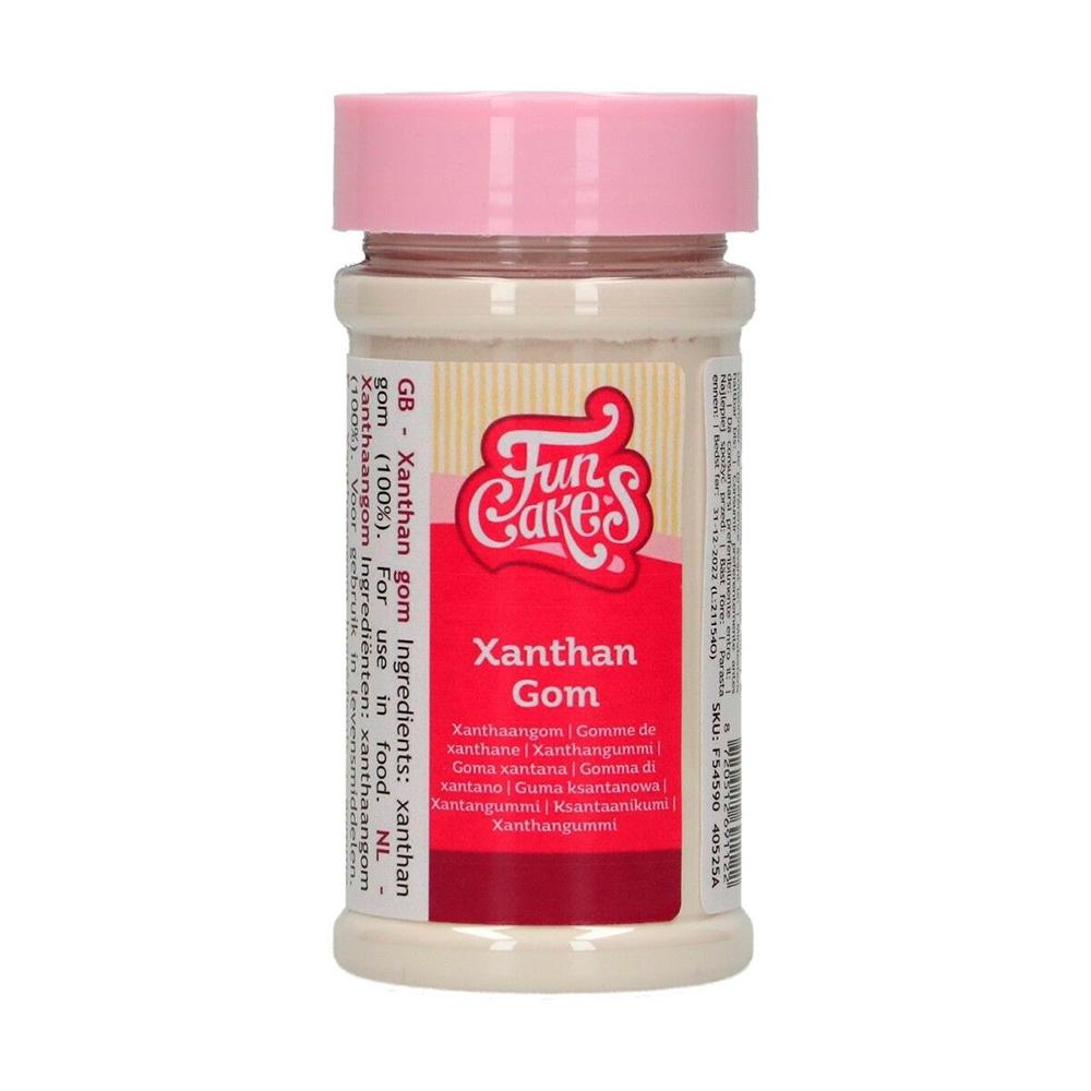 Goma Xantana 50 gr