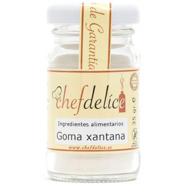 Goma Xantana 35 gr