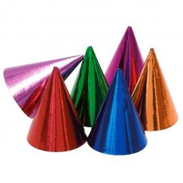 Gorros de Fiesta Varios Colores