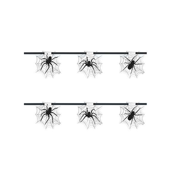 Guirnalda Tela de Araña