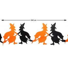 Guirnalda Brujas Halloween 240 cm