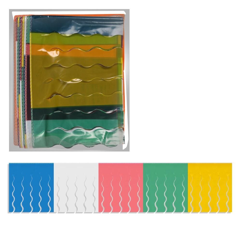 Guirnalda de Flecos Multicolor 25 Metros
