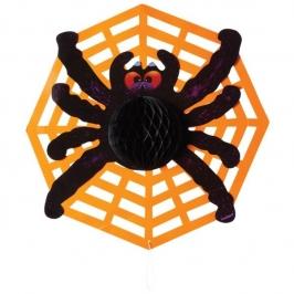 Guirnalda Decorativa Araña Gigante